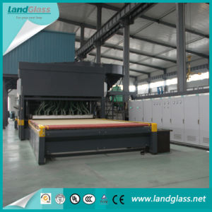 China Landglass Forced Convection Tempered Glass Making Furnace pictures & photos
