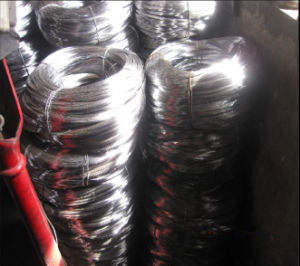 22gauge 7kg Galvanized Soft Binding Wire for Saudi Arabia Market pictures & photos