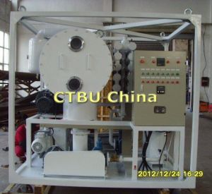Ctbu Brand Transformer Oil Filtration Set pictures & photos