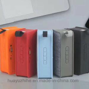 Portable Mini Bluetooth Speaker Cloth and Plastic Bag Speaker pictures & photos