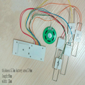 Sound Module for Children′s Pop-up Book pictures & photos