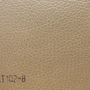 Faux PU Leather for Sofa & Chair (LT102-8)