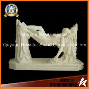 Stone Carving Marble Statue Garden Sculpture pictures & photos