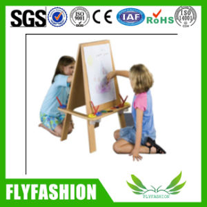 Simple Design Made of MDF Board Kid Drawing Board (KF-46) pictures & photos