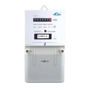 Single Phase Electronic Meter (XLE12 Type100)