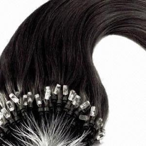 Micro Ring Hair Extension Brazilian Human Hair Cheap Price High Quality