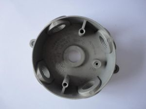 Wholesale Die Casting Spare Parts of Lamp Fittings with ISO9001 pictures & photos