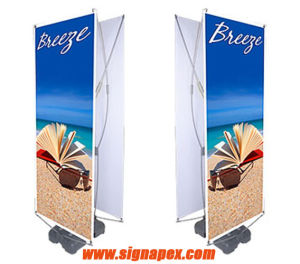 Display Stand for Indoor Outdoor Advertising pictures & photos