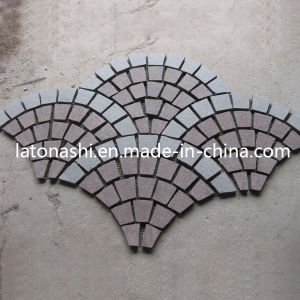 Design Black Basalt Paving Cobble Stone for Landscaping / Patio / Driveway pictures & photos