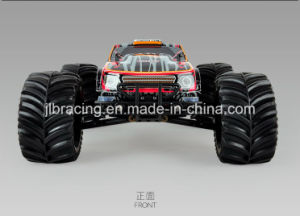 Violent RC Car 4WD Battery Powered off-Road Buggy 1: 8 pictures & photos