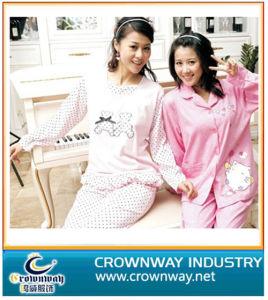 Customized Comfortable Personalized Fashion Women′s Pajamas (CW-APAJAMAS-10) pictures & photos