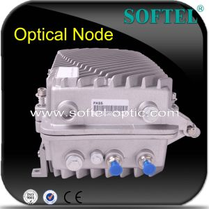2 Output Economic Type Optical Receiver/Node (SR812S) pictures & photos