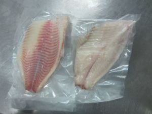 Frozen Tilapia Fillet by Beautiful Packing pictures & photos