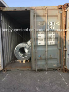 0.58*1219mm Z30-150 Hot DIP Galvanized Steel Coil Gi Steel Strip pictures & photos