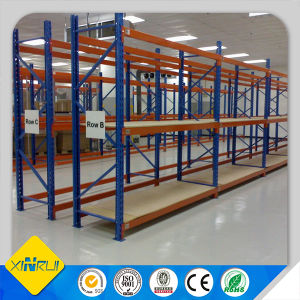 Steel Storage Warehosue Shelving Rack with Powder Coating