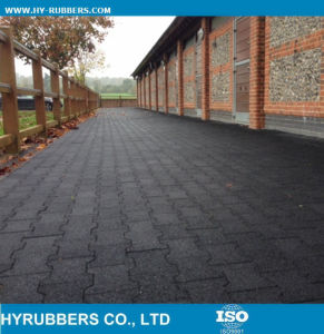 Rubber Flooring Type Paver Brick pictures & photos