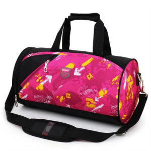 a Gym Bag Keyin Logo Fashion Handbags Bag Multifunctional Travel Bag (GB#8102#) pictures & photos