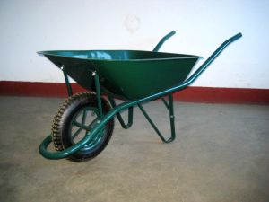 Industrial Usage Wheelbarrow with Pneumatic Wheel
