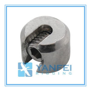 Stainless Steel Wire Rope Clip (Round Ring Cable Clamp) pictures & photos