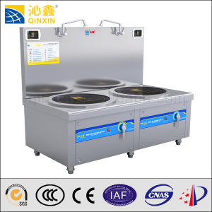 Commercial Induction Soup Cooker in Flat Type pictures & photos
