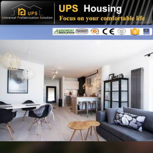 Moving Prefab House with Fast and Easy Installation pictures & photos