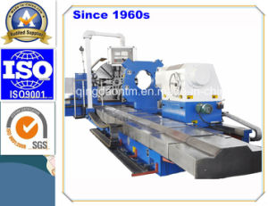 Large Horizontal CNC Lathe with Automatic Chuck for Cylinder (CG61300) pictures & photos