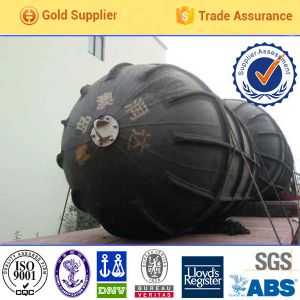 Rubber Inflatable Floating Fender Used for Protection Function