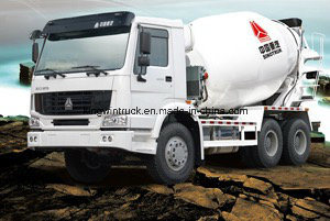 HOWO Brand 6X4 6-16m3 Concrete Mixer Truck pictures & photos