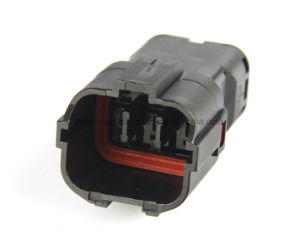 3 Way Waterproof Electrical Male Connector for Automotive Wire Harness pictures & photos