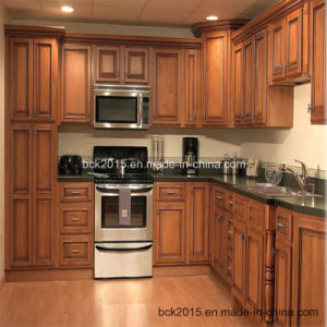 Bck Us Style Solid Wood Kitchen Cabinets Wk-04 pictures & photos