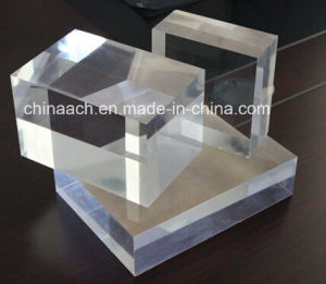 25mm Thickness Transparent Acrylic Sheet with 90% pictures & photos