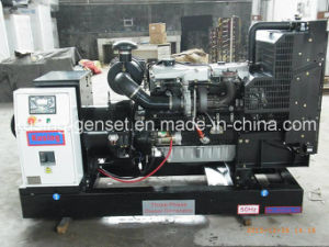 Pk31000 125kVA Diesel Open Generator/Diesel Frame Generator/Genset/Generation/Generating with Lovol Engine (PK31000) pictures & photos