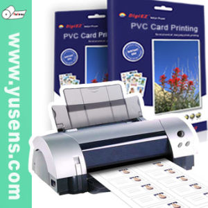 Water Resistant 100 Micron OHP Transparent Pet Film for Inkjet Printing pictures & photos