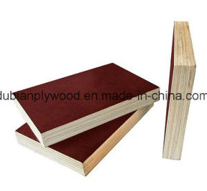 Construction Material Brown Film Faced Shutting Plywood pictures & photos