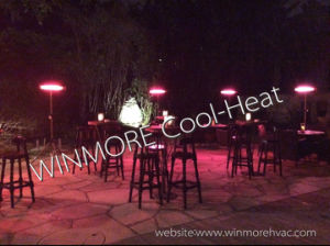 Ce GS ETL Certification Infrared Patio Heater Radiant Infrared Heater Remote Control Infrared Heater pictures & photos