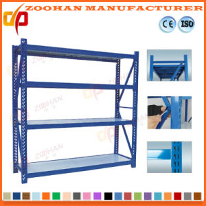 High Quality Warehouse Metal Pallet Storage Display Rack (ZHr382) pictures & photos
