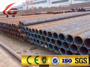 BS/En/ASTM/GB/T/JIS High Frequency Welded ERW Steel Pipe
