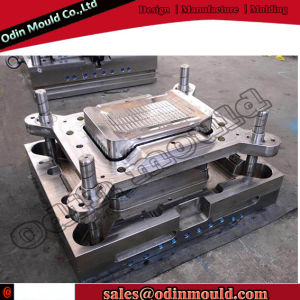 Plastic Vegetable and Fruit Crate Injection Mould pictures & photos