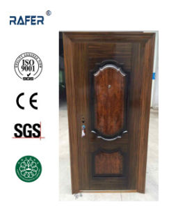 Russia Shining Steel Door (RA-S004) pictures & photos