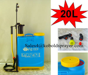 (Africa Popular) 16L Knapsack Agriculture Manual Sprayer pictures & photos