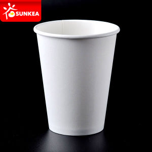 Printed Coffee 9oz Single Wall Paper Cup pictures & photos