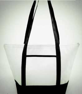 Coated Shopping Bag/Handbag/New Styly Portable Bag pictures & photos