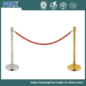 Airport Stainless Steel Rope Stanchion Barrier pictures & photos
