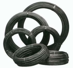 Factory Directly Supply Black Annealed Cutting Wire pictures & photos