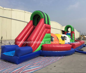 Inflatable Running Football Tunnel Sport Game pictures & photos