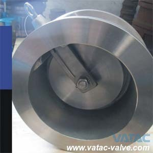 API Forged Steel A105/Ss304/Ss316 Single Disc Check Valve pictures & photos