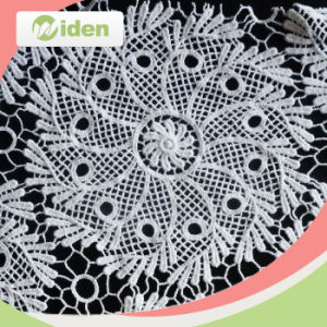 Excellent Machines High-End African Chemical Lace Fabric pictures & photos