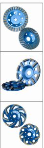 Diamond Grinding Cup Wheel for Grinding Concrete Stones Marble etc pictures & photos