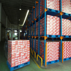 Steel Warehouse Storage Drive in Pallet Rack pictures & photos