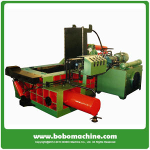 High Quality of The Baling Machine for Pressing The Scrap Metal pictures & photos